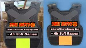 Airsoft Score Keeping Vests