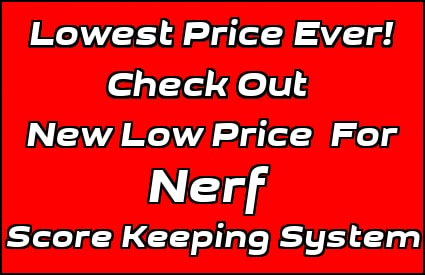 Nerf Score Keeping Pricing