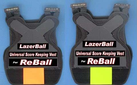 ReBall Score Vests