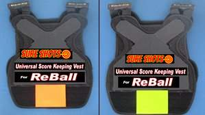 Reball Score Keeping Vests