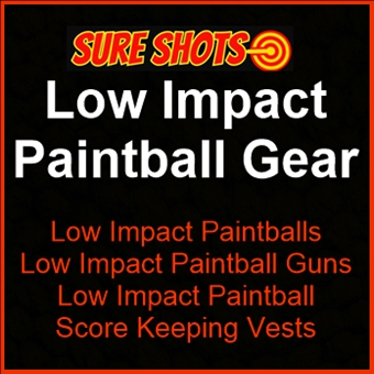 Low Impact Paintball Gear