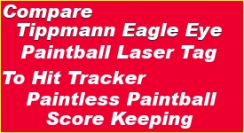 Tippman Eagle Eye Paintball Laser Tag System